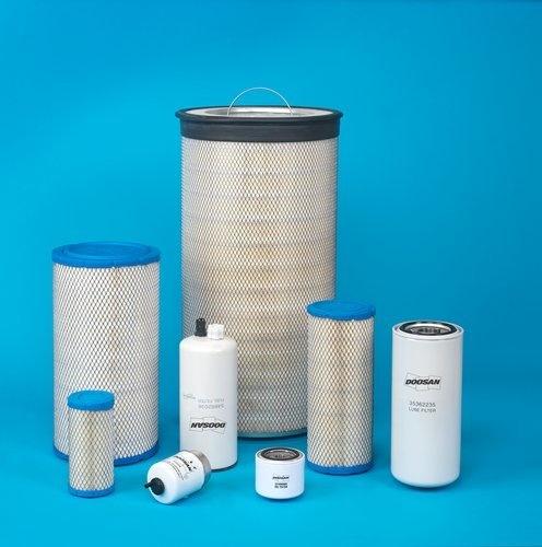 Doosan Filters and Parts