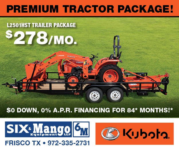 L2501 Package Deal Banner